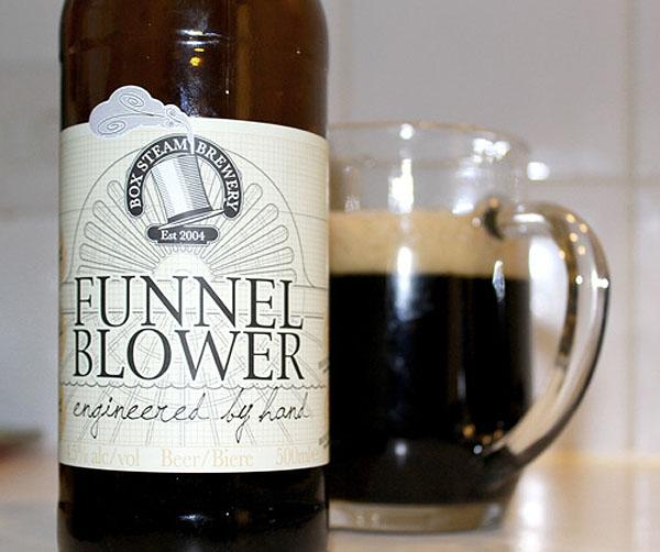 Funnel Blower