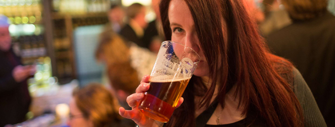 Sophie Atherton, Beer Sommelier