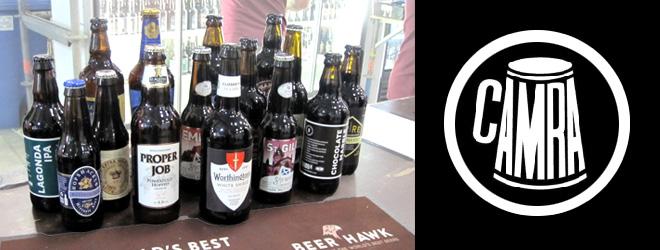 CAMRA bottled beer winners