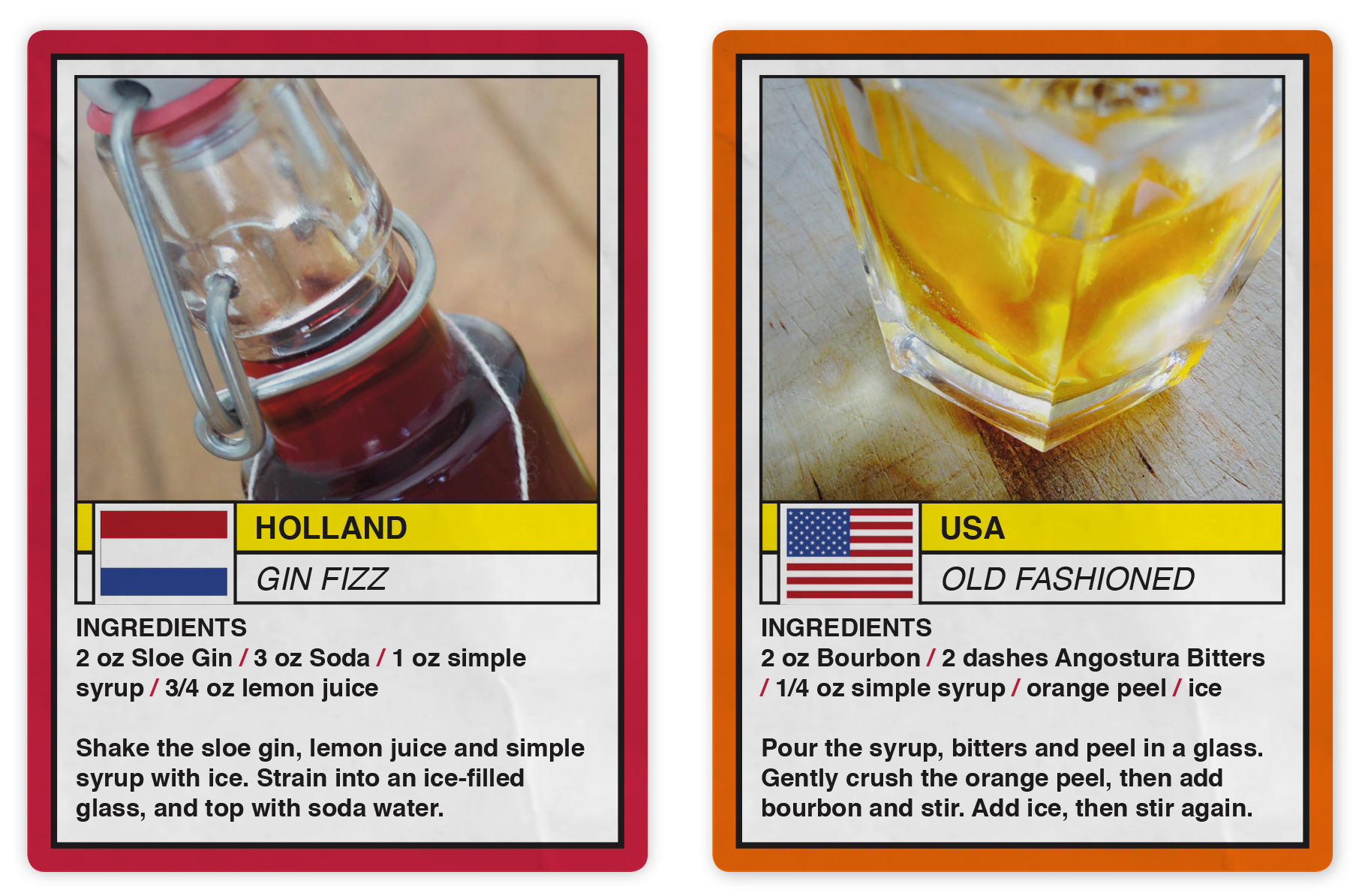 Holland_USA recipe sticker