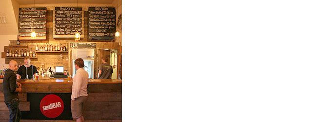 The Small Bar, Bristol