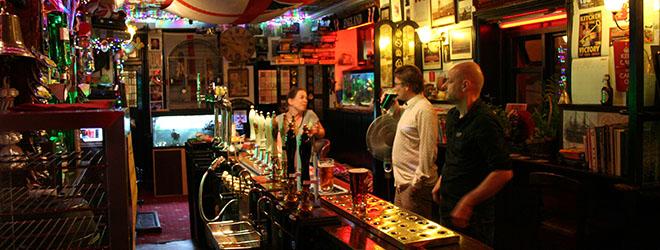 Bristol pub crawl