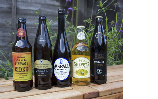 Ciders from Waitrose