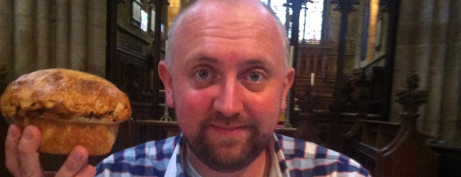 Author Andrew Webb
