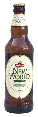 Pedigree New World Bottle