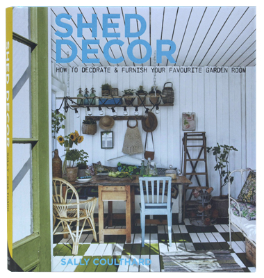 Book Shed Decor