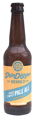 West Coast Pale Ale Bottle