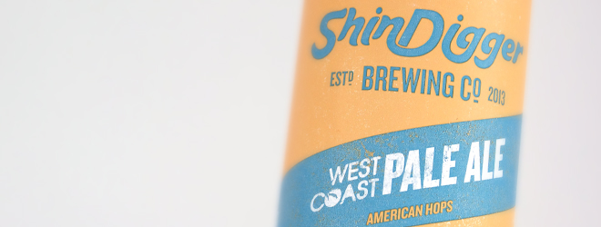 ShinDigger West Coast Pale Ale