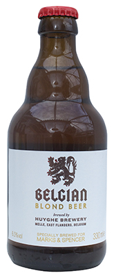 M&S Belgian Blond Beer