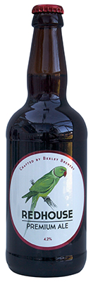 Bexley Brewery Redhouse bottle