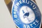 Brouwerij Tij Natte Label