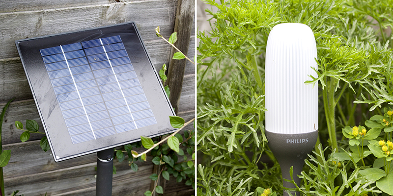 Philips Solar Garden Lights