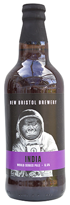 New Bristol Brewery Bottle