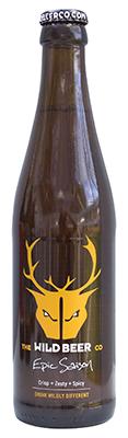 Epic Saison bottle