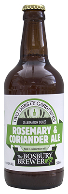 Rosemary and Coriander Beer