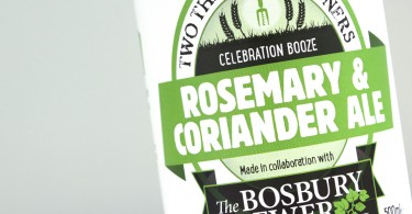 Rosemary & Coriander Beer