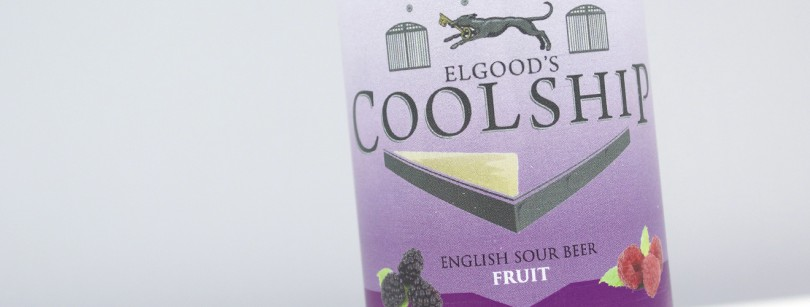 Elgoods Coolship Fruit Label
