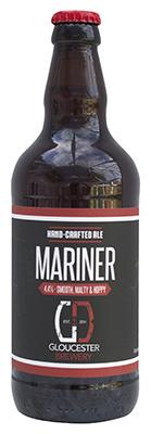 Gloucester Brewery Mariner Bottle