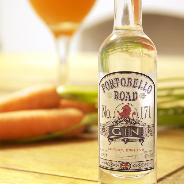 Portobello Road Gin Bottle