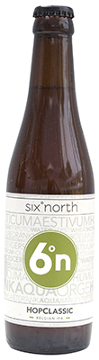 Six Degrees North Bottle