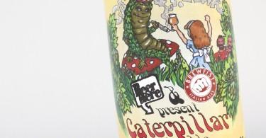 Danish Italian Beer Label
