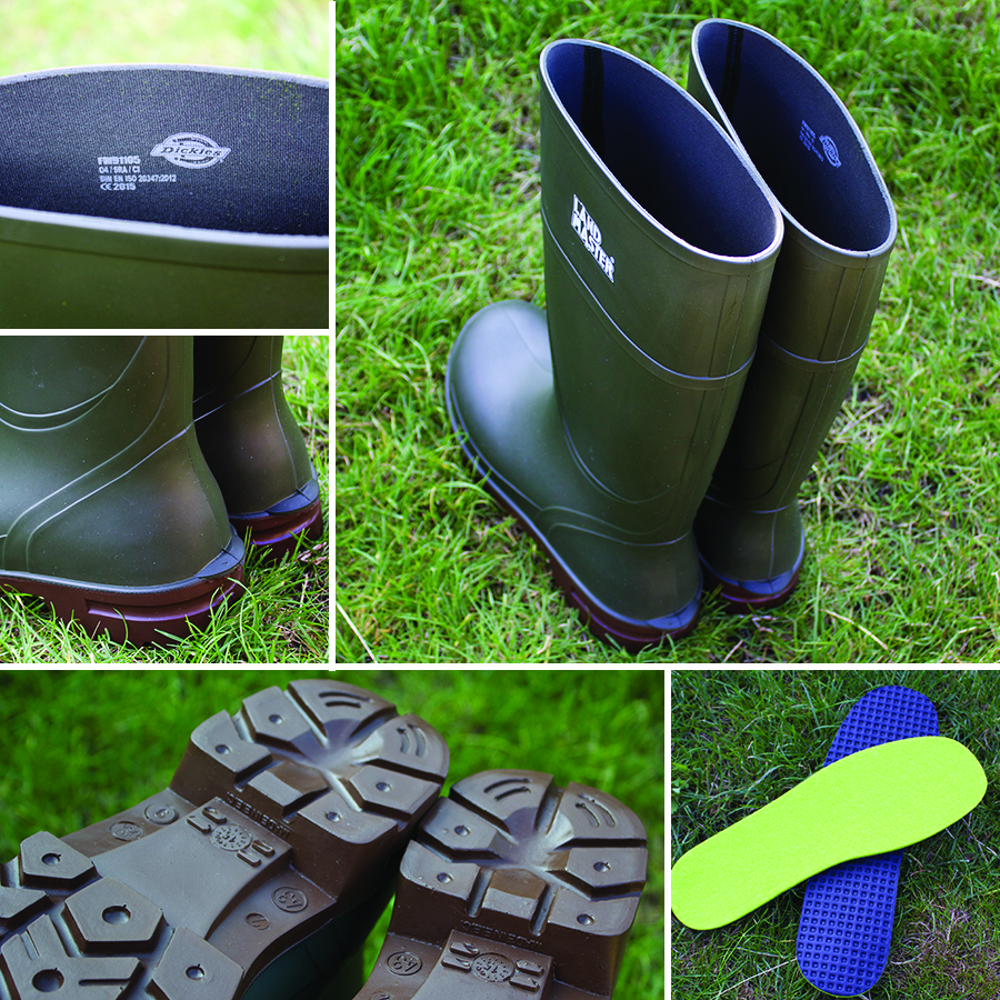Dickies Wellies
