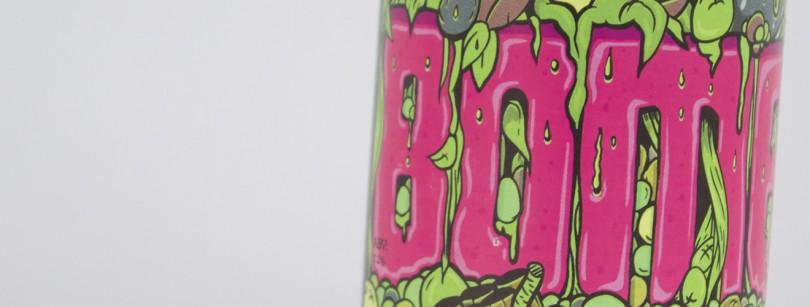 BOM brewery Beer52 label