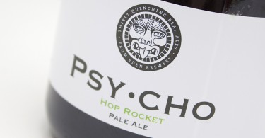 Eden Brewery Psycho Label
