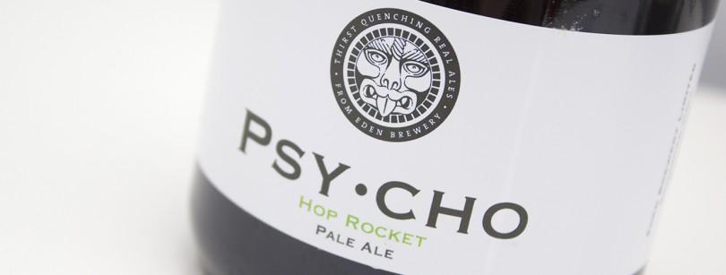 Eden Brewery Psycho Label