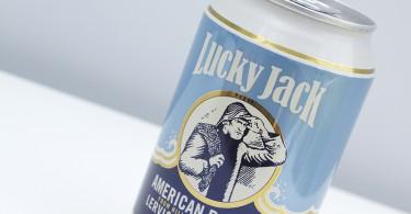 Lervig Lucky Jack Label Logo
