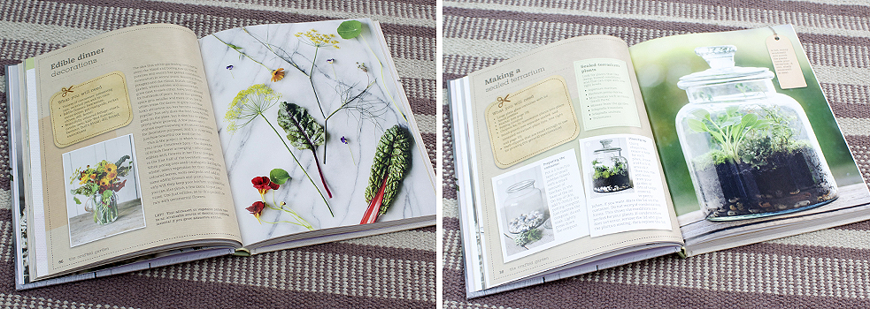 Pages from The Crafted Garden