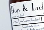 De Mole Hop Liefde Label