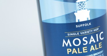 Marks and Spencer Mosaic Label