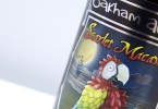 Scarlet Macaw beer label