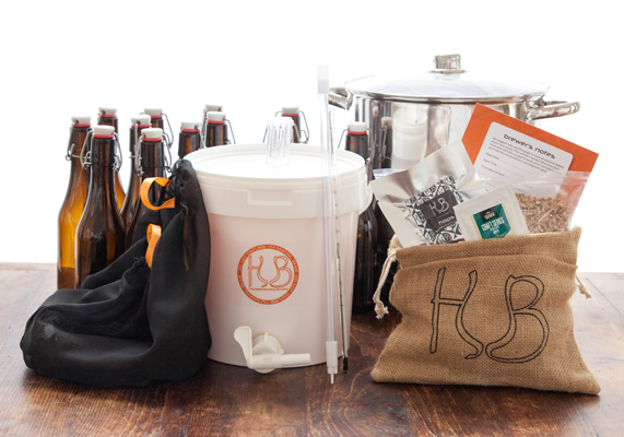 All grain beer kit