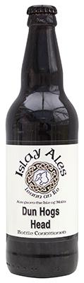 Dun Hogs Head Bottle