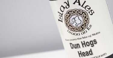 Dun Hogs Head Label
