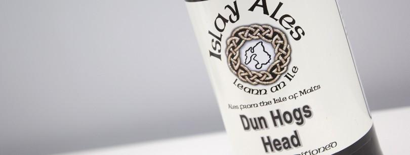 Dun Hogs Head Label