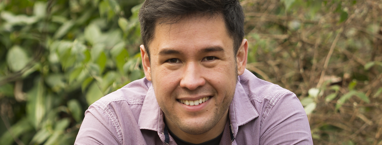 An Interview With James Wong Ethnobotanist Two Thirsty