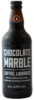 Marble Brewery Chocolate Bottle
