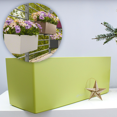 Balconera Self Watering Planter