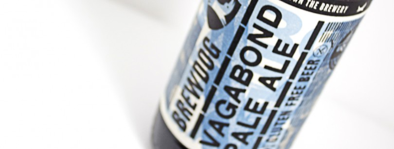 Vagabond Pale Ale Label