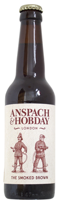 Anspach Hobday Beer Bottle