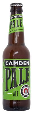 Camden Pale Ale bottle