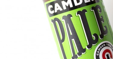Camden Pale Ale Label