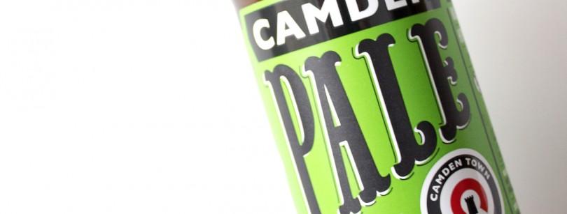 Camden Pale Ale Label