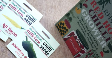 RHS Chilli Book