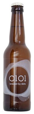 0101 beer bottle