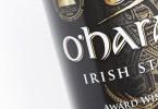 OHaras Irish Stout Label