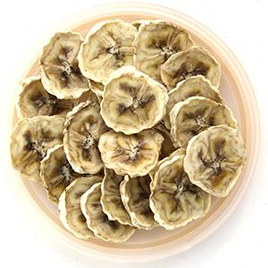 Dehydrating bananas fruit